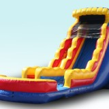22ft water slide and pool $289 +tax dry / $329 +tax wet