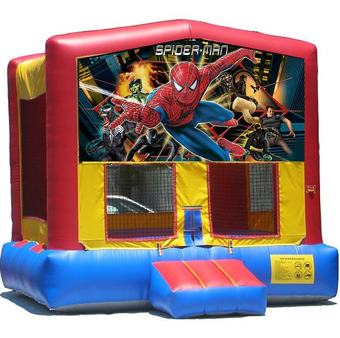 spider-man-bounce-house