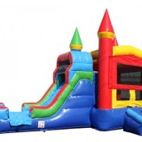 6 in 1 Castle Combo $210 +tax